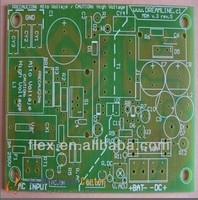 single side pcb/pcba assembly