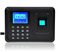 Cheap Price Standalone Machine Biometric Fingerprint Time Attendance