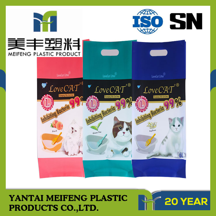 China bakery plastic bags