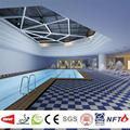 Swimming Pool sports flooring