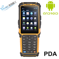 "3.5"" touch screen handheld Android pda barcode scanner TS-901"