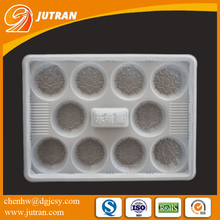 Customized Embossing Blister Tray for Food Cookie from China