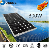 high efficiency high quality competitive price per watt mono 310w solar panel