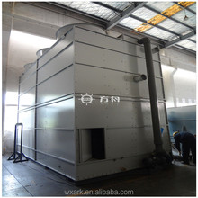 Small Industrial System Evaporator Condenser Closed Water Cooling