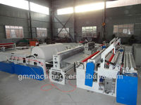 hot sale good quality paper processing machine; paper rewinding, perforating, embossing machine; paper cutter