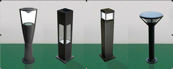 2014 new product led outdoor lighting garden lamps offers solar