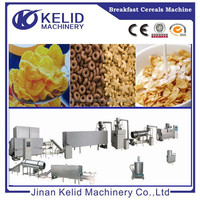 New Condition Automatic Corn Flakes Manufacture Plants