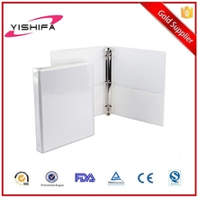 ring binder folder plastic binder 3ring office binder