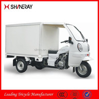 China Shineray OEM Food Tricycle / Ice Cream Tricycle Sale/ Ice Cream Tricycle
