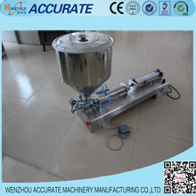Single Head Semi-auto Pneumatic Paste/Viscosity Filling Machine
