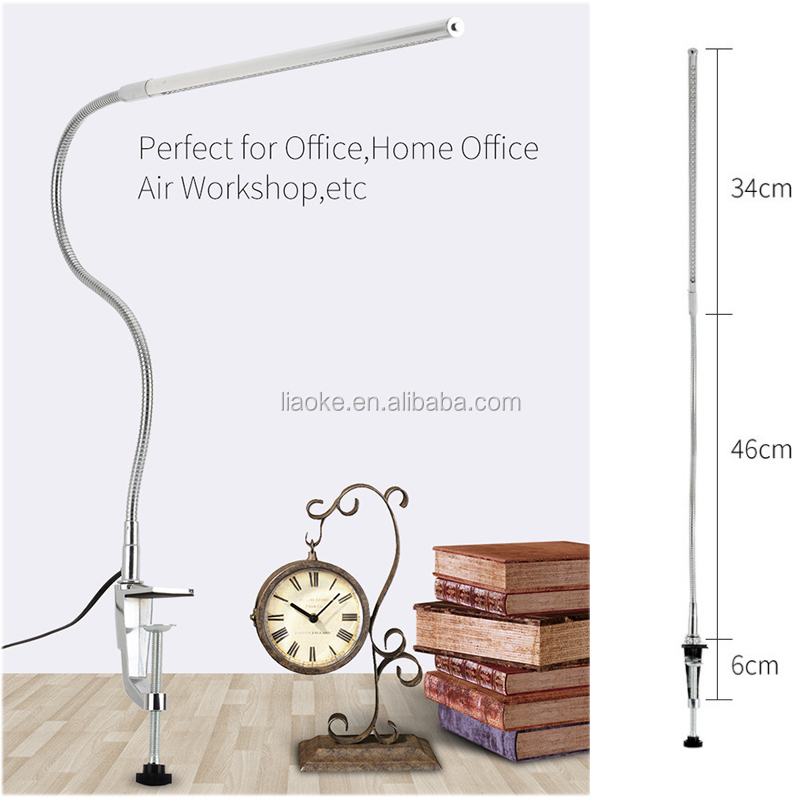 Top seller LED Reading Nail Lamp Adjustable Desk Lamp Nail Table Lamp