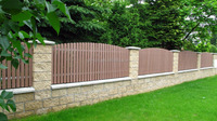 Hot Sell Outdoor WPC Railing ,WPC fence