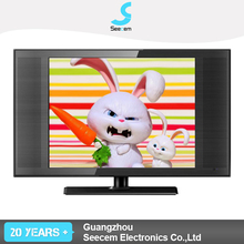 Mini size 15 inch good sound effect LED LCD TV directly factory for sale