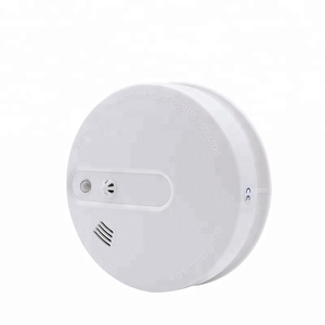 Smart house 2 in 1 standalone fire alarm detector heat smoke detectors with 85dB voice alarm