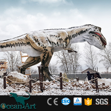 OA9168 Ocean Art New Design Pneumatic T-rex Amusement Park Animatronic Dinosaur
