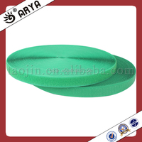 Cap Leather and Goods Garment Shoes Furniture of Green Colored Hook and Loop
