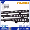 Y&T 200w lifetime warranty Top Quality led light bar Strobe Flashing with CE approved