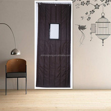 Home Heat And Cold Preservation Door Curtain Hangings Cotton Portiere