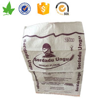 Uncoated pp woven bag for plant agriculture pp rice bag