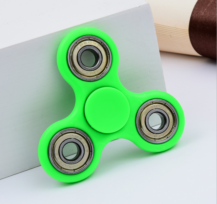 colorful Hand Fidget Spinner