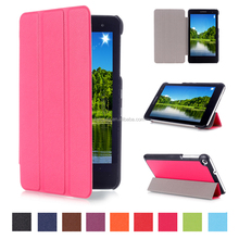 Made in China Leather Smart Cover For HUAWEI Mediapad T1-701u Tablet Case
