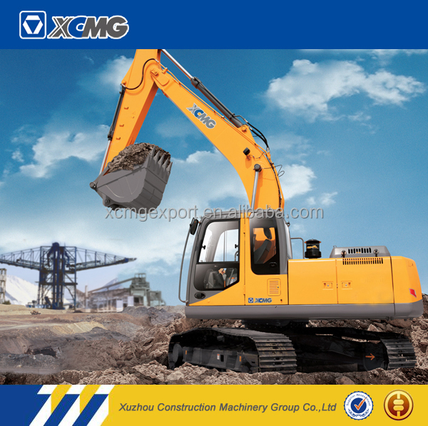 XCMG official manufacturer XE60C new mini hydraulic excavator long arm