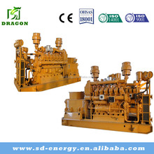 200KW Natural Gas Generator Buy Direct From Chinese Manufacturer Cogeneration Silent Methane Gas