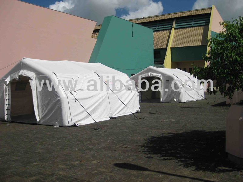 Multipurpose Inflatable Tents