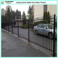 cheap wrought iron fence accessoriers