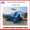 Lier4LZ-4.0B track type high quality paddy combine harvester bule