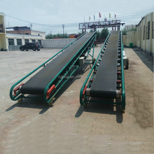 Mobile Rubber Belt Conveyor Price with ISO Standard