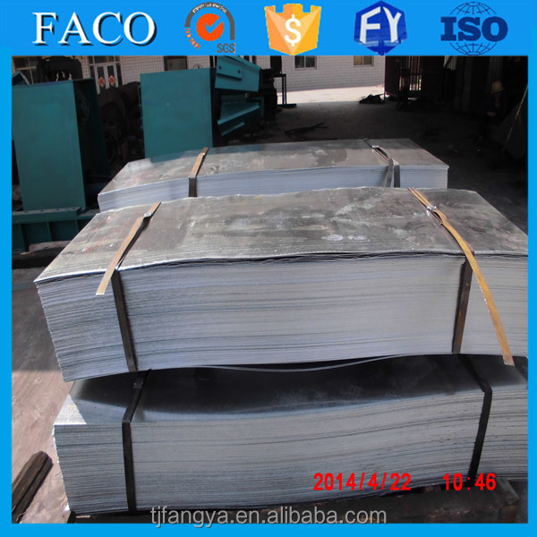 ms sheet metal ! prime steel plate 4mm thick bulletproof steel plate