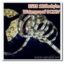 Cool white 5M waterproof smd3528 600leds china led ribbon