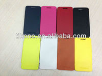 High quality ultrathin folding leather case for blackberry z10