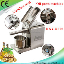 Cold Pressed Stainless steel sesame seeds palm oil extraction machine
