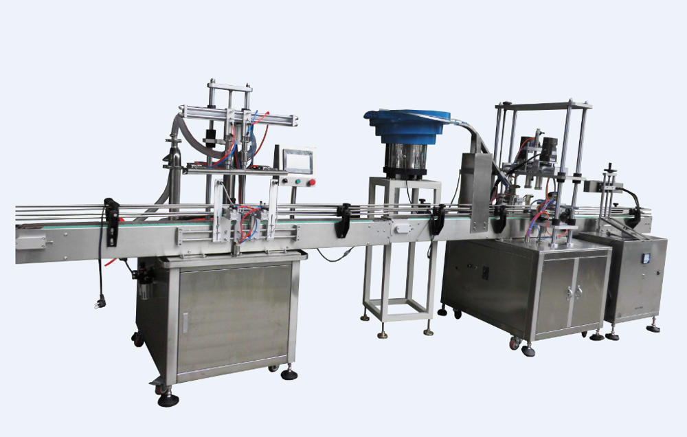 Aerosol Spray Automatic Lipstick Bag On Valve Filling Machine