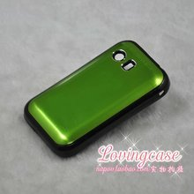 aluminum dual mobile phone hard covers case for samsung galaxy y s5360