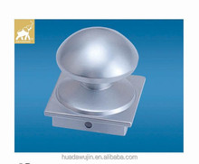 F016 High quality! post caps,fence post cap,aluminum post cap