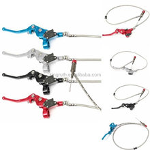 7/8inch 1.2M Hydraulic Brake Clutch Lever Master Cylinder For Motorcycle Pit Dirt Bike