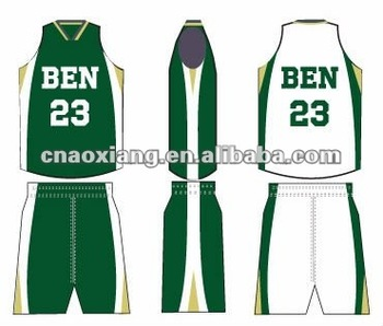 Custom Green Best Basketball Jersey Design - Buy Best ...