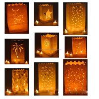 Hot Sale Purse Illuminating Lantern Paper