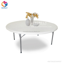 light weight plastic table folding