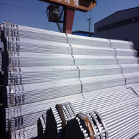 2INCH SCH40 Hot Dip Galvanized Steel Pipes for Scaffoldings