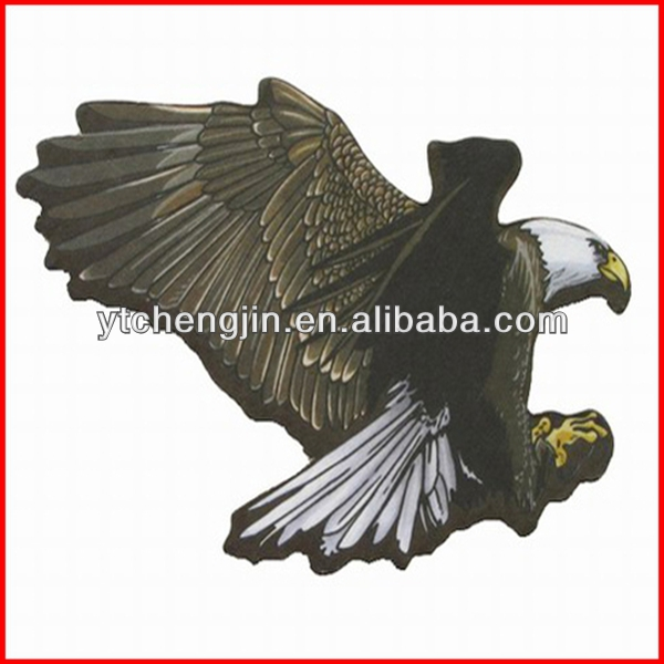 eagle shape funny car air freshener