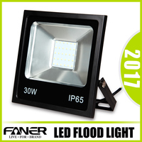 IP65 high lumen slim LED flood light outdoor 50W 100W 150W 200W with 5 years warranty