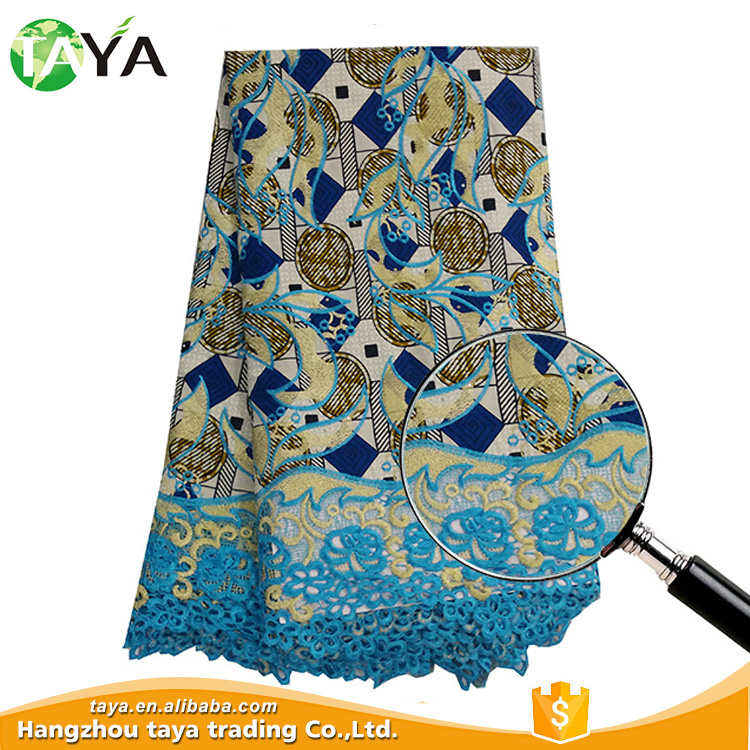 Fashion wholesale wax print fabric african