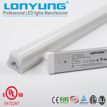 Aluminum and pc cover 9w 13w 18w 22w led tube T8 600mm 900mm 1200mm