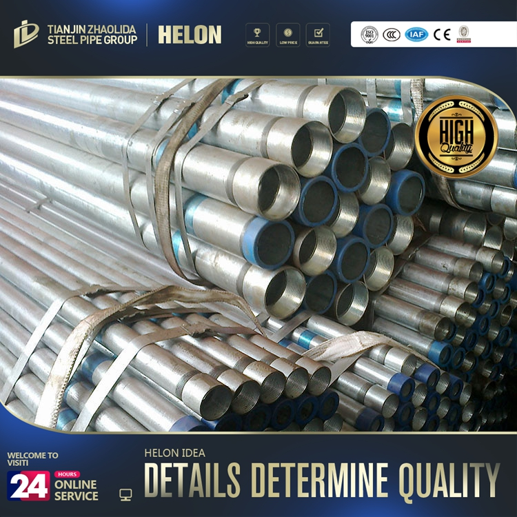 en39 scaffolding tube ! 24 inch 3/4 inch galvanized steel pipe black powder coated galvanized steel pipe