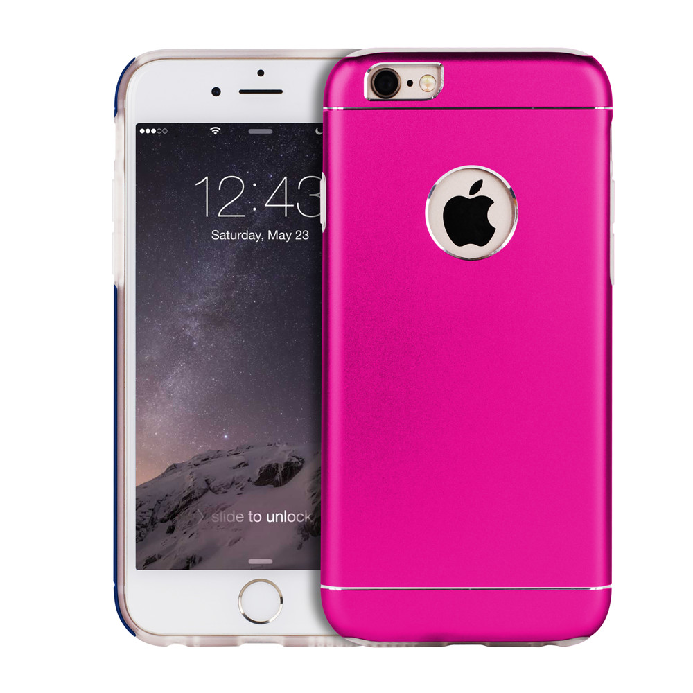 china suppliers free sample phone case for iphone 6 case aluminum material