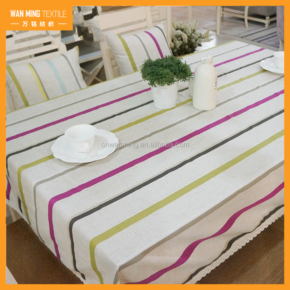 Yiwu Factory manufacturing table cover Polyester banquet cloth cutting table